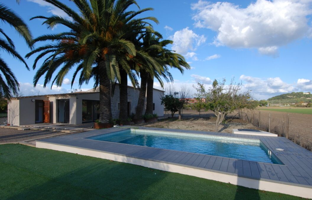 - Modern and cozy country house with garden and pool in Montuiri