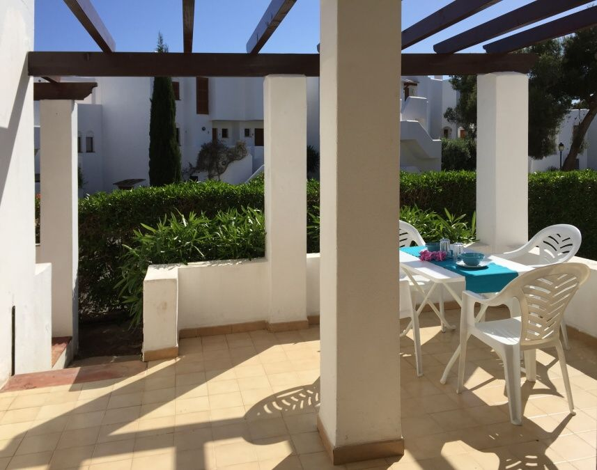 - Small and comfortable apartment in a residential complex in Cala D`Or